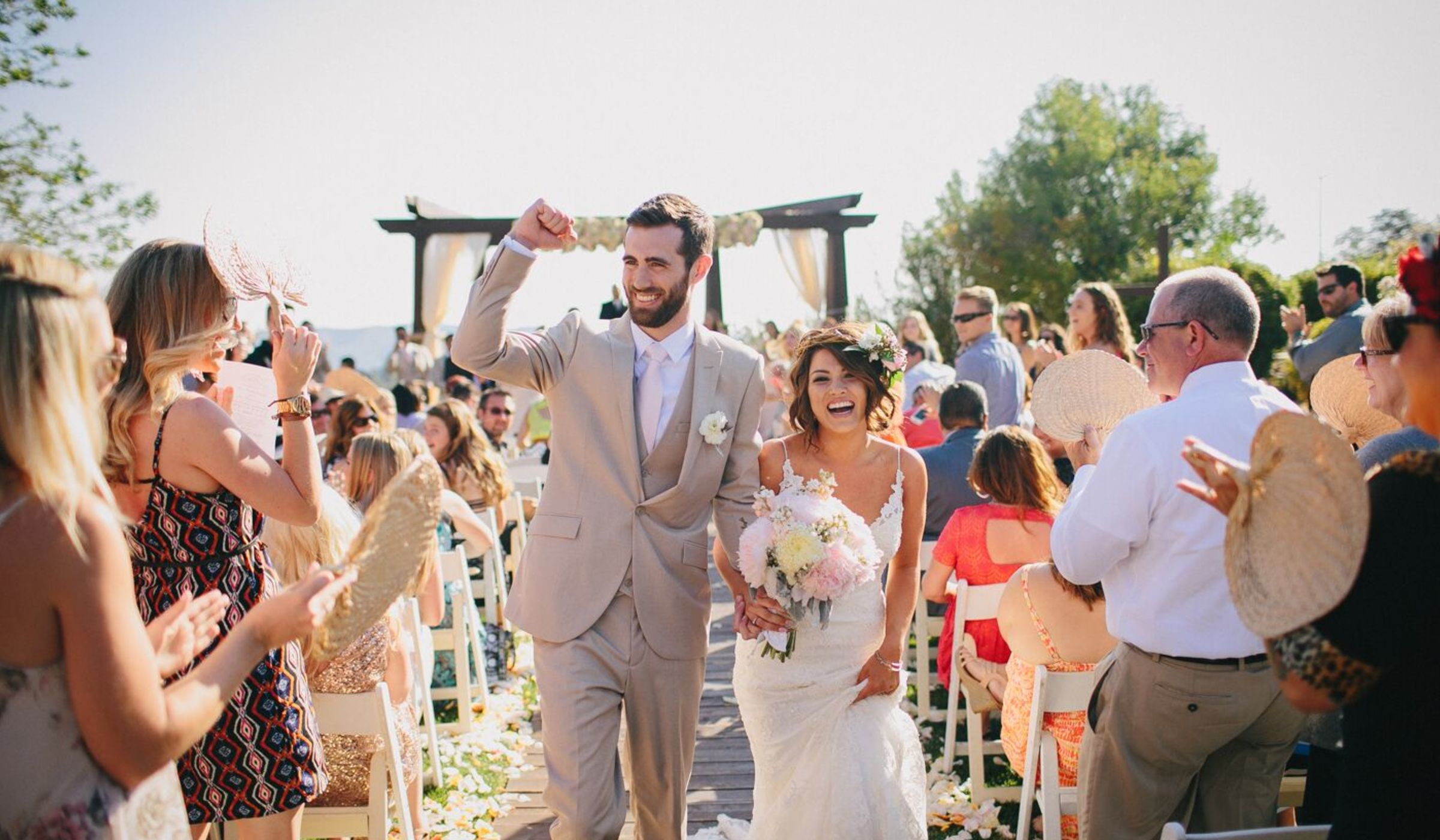 The 20 Best Wedding Recessional Songs