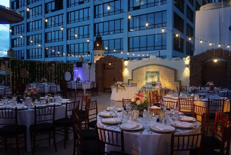 6 rooftop wedding venues in los angeles weddingwire - Small event spaces los angeles ideas ...