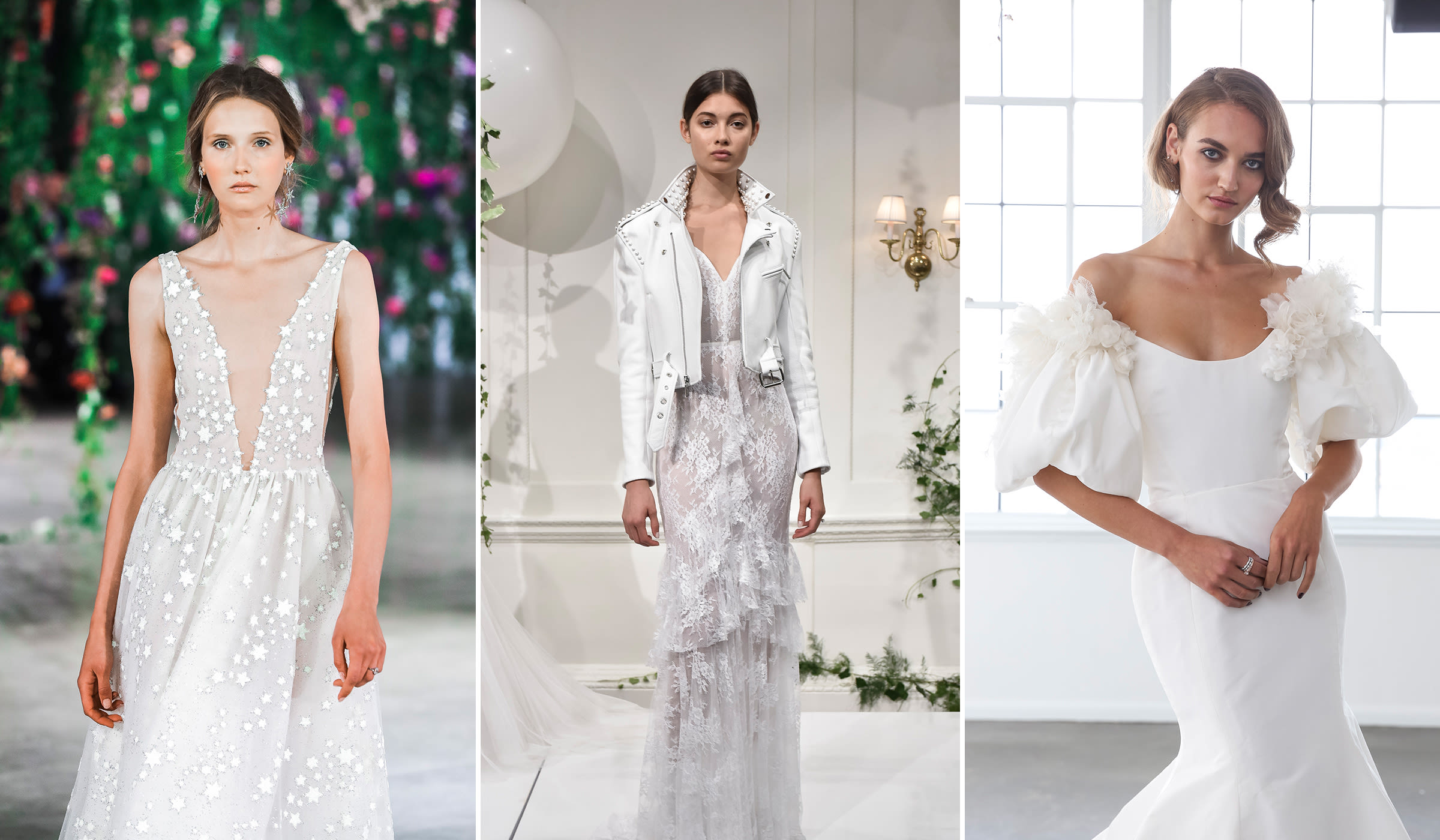 New Wedding Ideas 2018: The 2018 Wedding Dress Trends New Brides Need To See