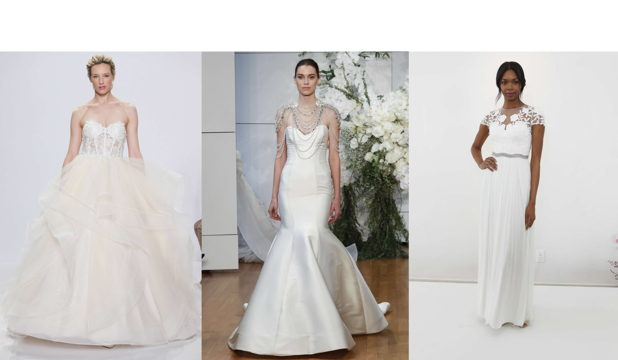 7 wedding dress silhouettes defined weddingwire ombrellifo Gallery
