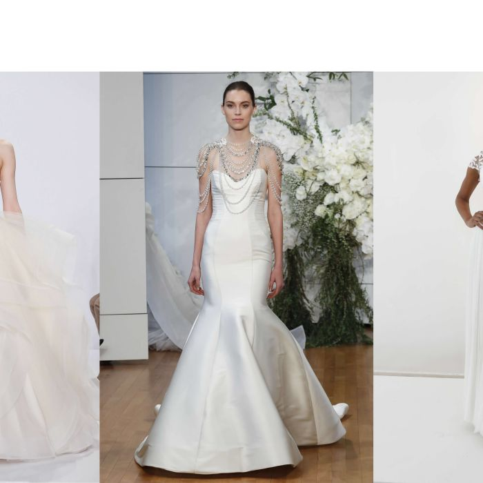 Whats your wedding dress personality weddingwire wedding attire junglespirit Image collections