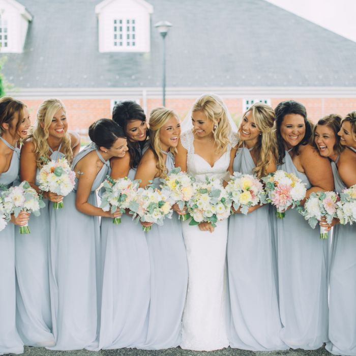 Bride Vs. Bridesmaids: Who Pays For What?