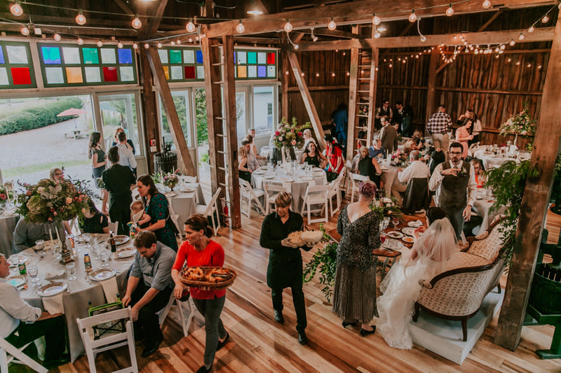 8 Rustic Wedding Venues in Northeast Ohio - WeddingWire