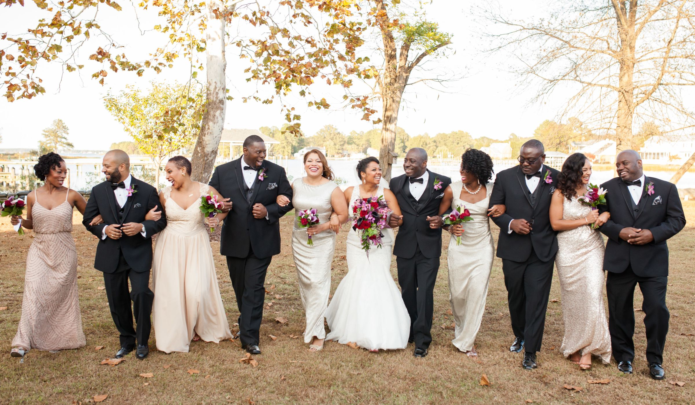 What should your wedding dress code actually be weddingwire junglespirit Choice Image