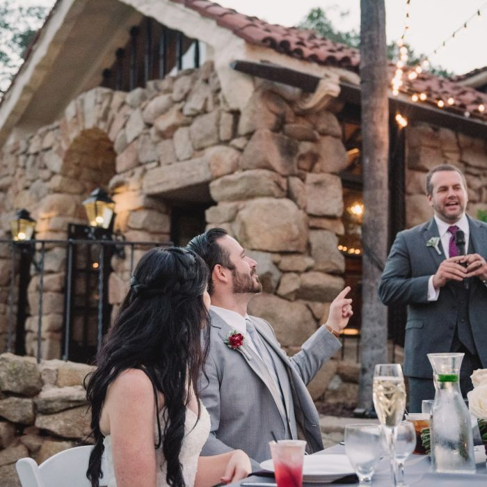 Father Of The Bride Speech Etiquette: How To Write A Funny Wedding Speech