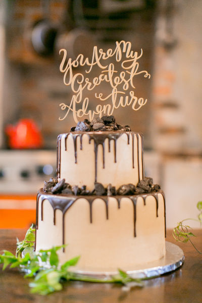 The top 11 types of wedding cake toppers weddingwire laser cut cake topper junglespirit Gallery