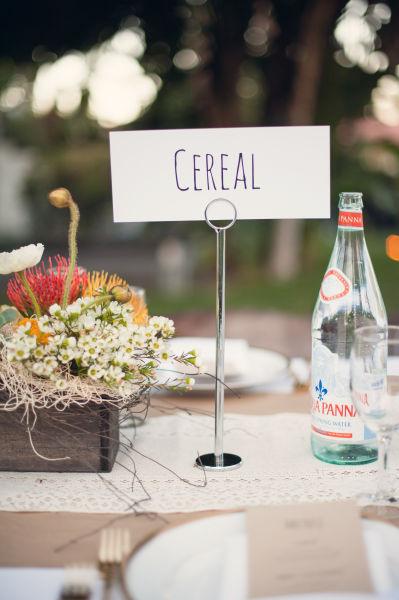 12 Creative Table Name Ideas - WeddingWire