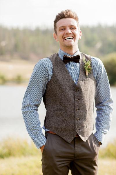 Casual Wedding Attire for Grooms - WeddingWire
