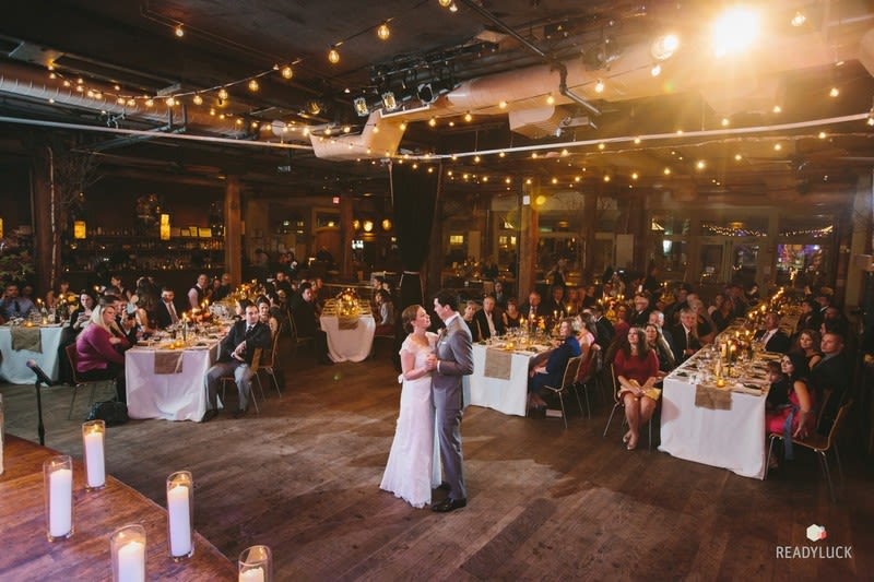 Plan a restaurant wedding in new york city at these venues for Small wedding venue nyc