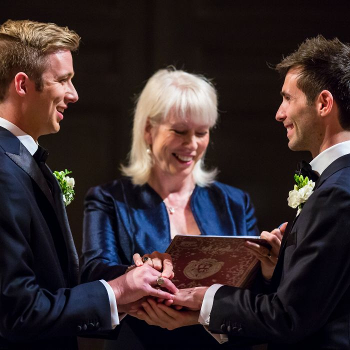 Finding The Ceremony Officiant