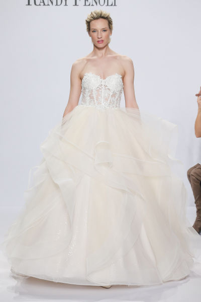 Here Are The Top Wedding Dress Silhouettes You Need To Know About