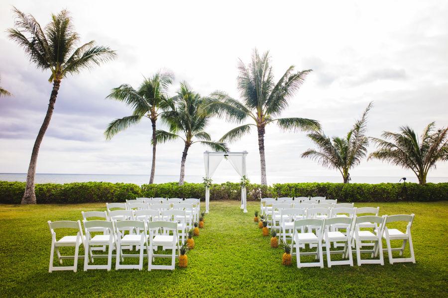 Tropical Wedding Ceremony Venue Destination