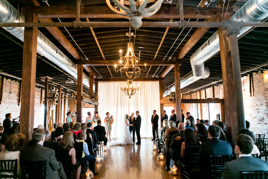 13 downtown nashville wedding venues for every couple weddingwire cannery ballroom junglespirit Gallery