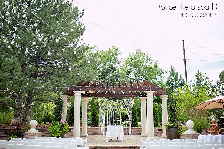 Reception Indoor Wedding Venue Denver Colorado Golden