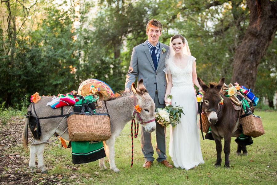 Beer Burros Wedding Austin Texas