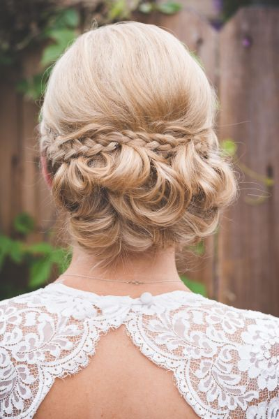 10 Wedding Hairstyles for Long Hair You\'ll Def Want to Steal ...