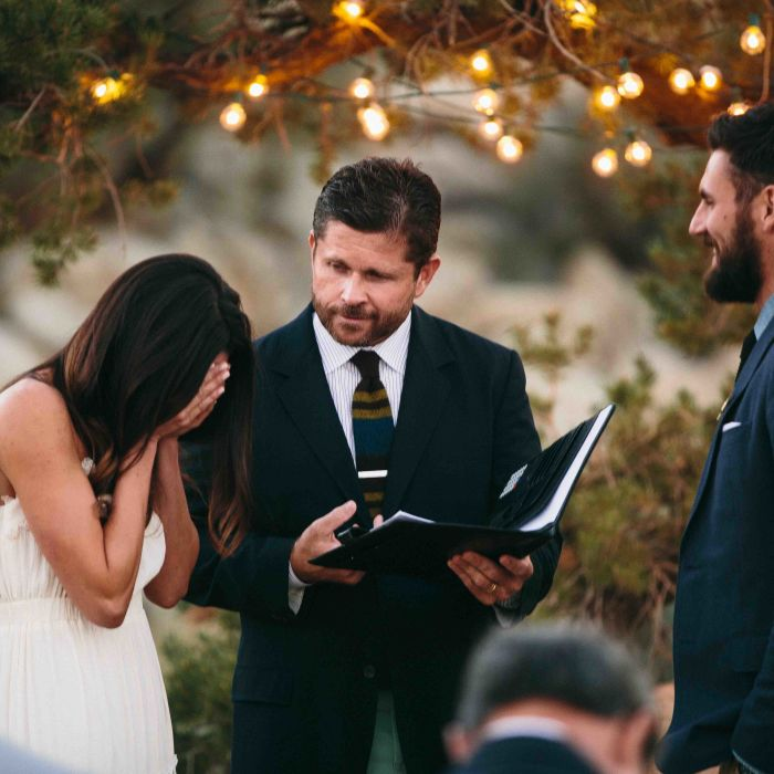 11 Gay Wedding Readings For Your Same-Sex Ceremony