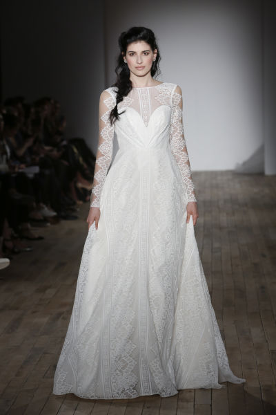 2011 Wedding Gowns With Long Sleeves