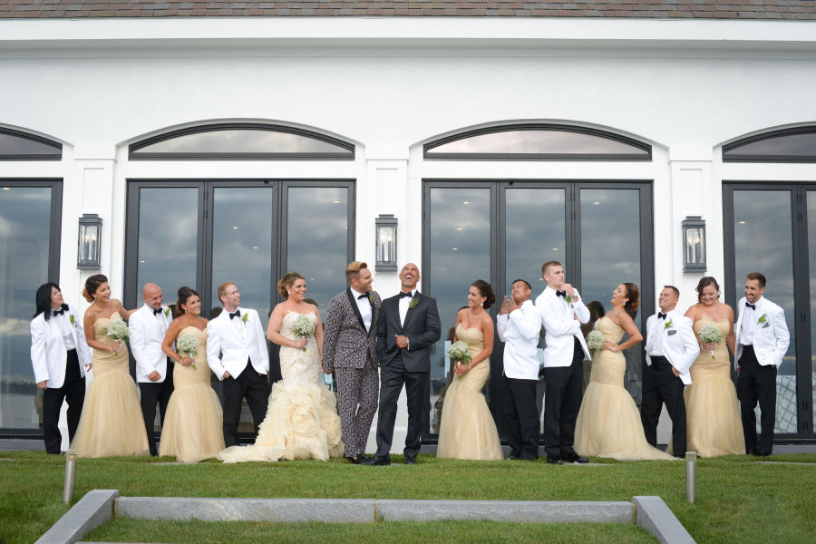 Cute non traditional bridal party names weddingwire crew posse or gang junglespirit Image collections