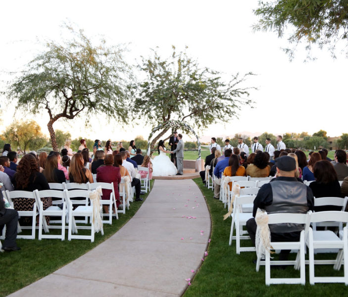 7 affordable wedding venues in phoenix youll love weddingwire photo wedgewood palm valley junglespirit Choice Image
