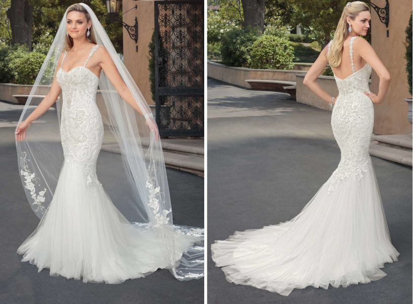 The Best Wedding Dresses For Your Body Type