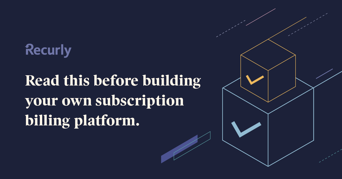 Read This before building your own subscription billing platform