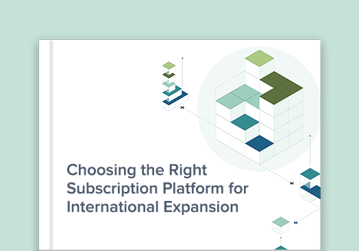Guide BFSS Subscription Platform International