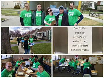 flint volunteers blog