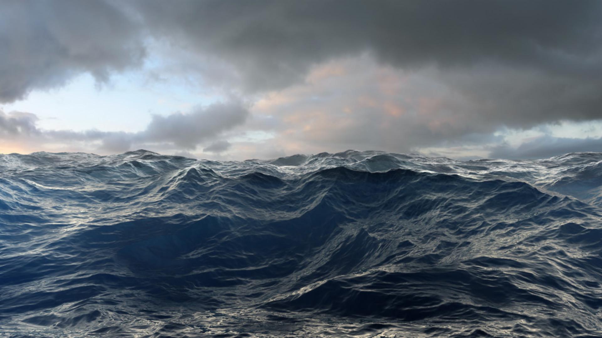 Foto havet