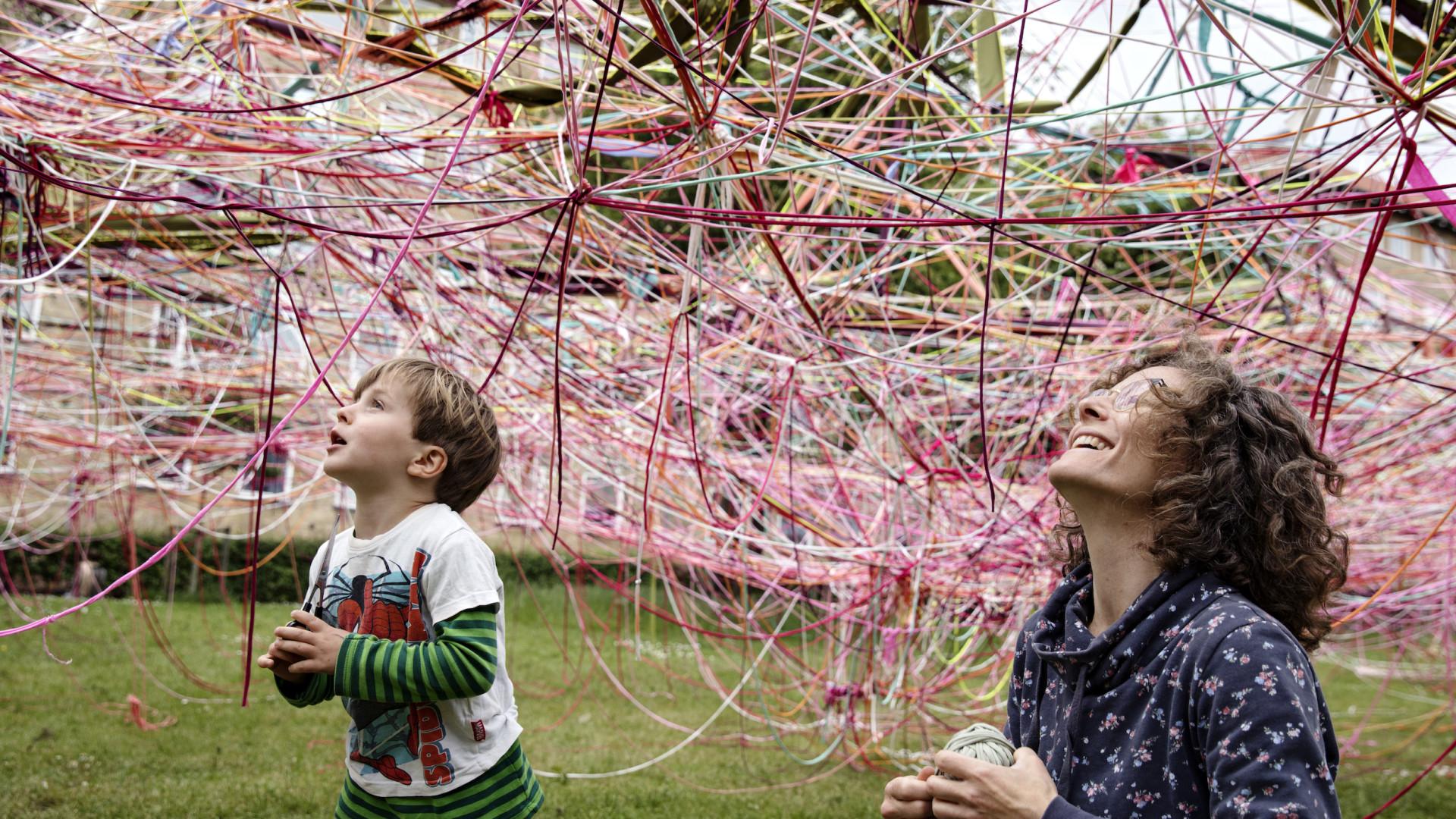 Collective Strings voksen og barn