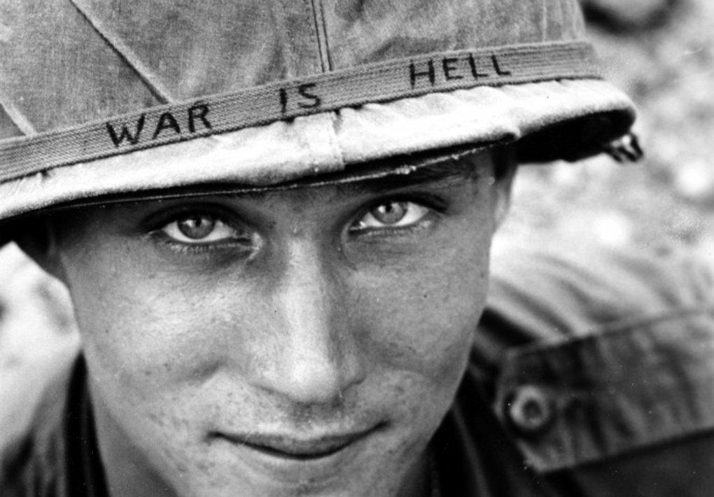 foto i krig og fred