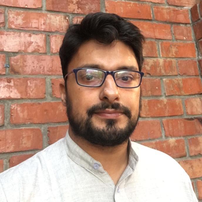 Dr. Samrat Sinha