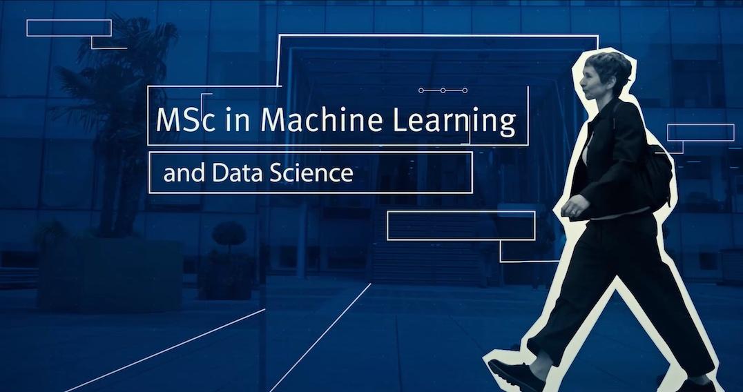 Online MSc MLDS