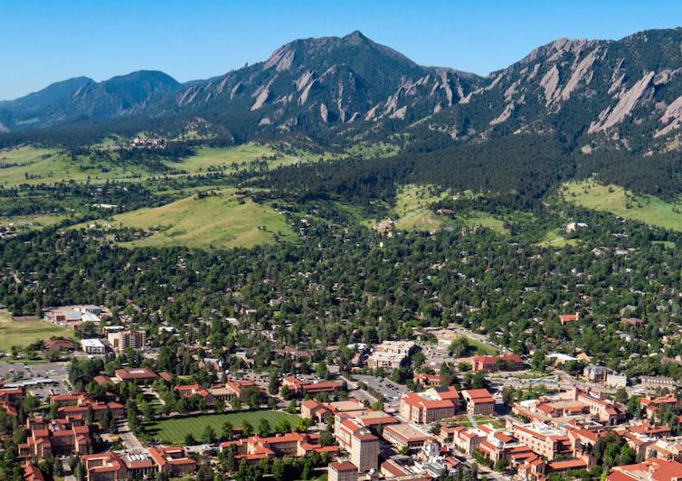 About University of Colorado Boulder