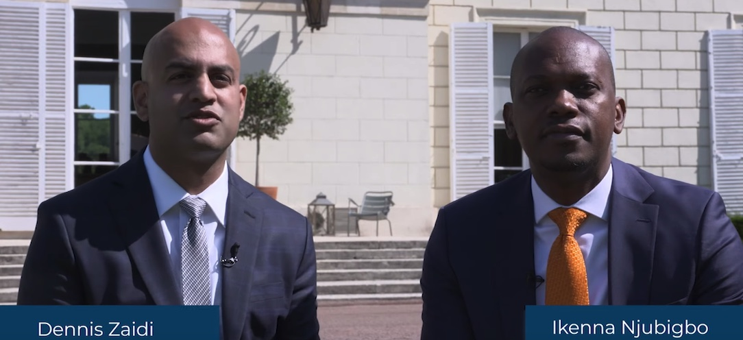 Dennis Zaidi and Ikenna Njubigbo - MSIE students from HEC Paris share their experience