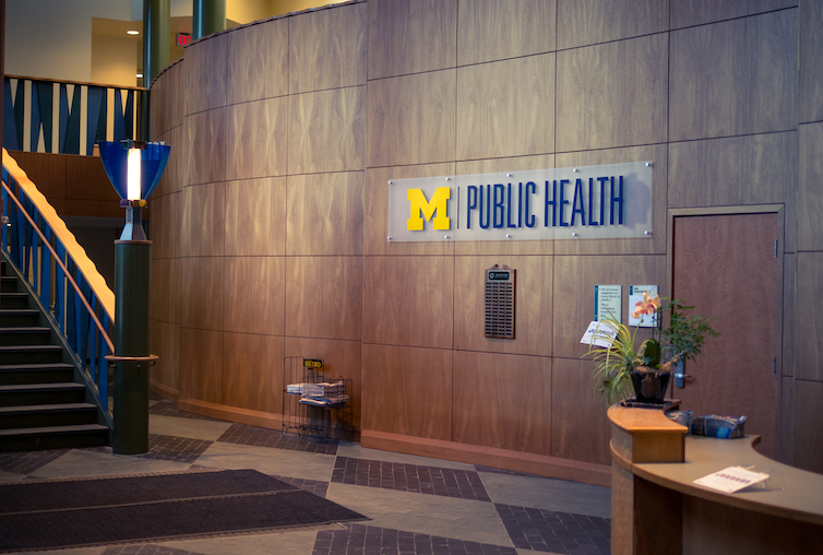 About the School of Public Health