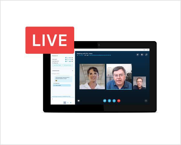 Live Global Webinars