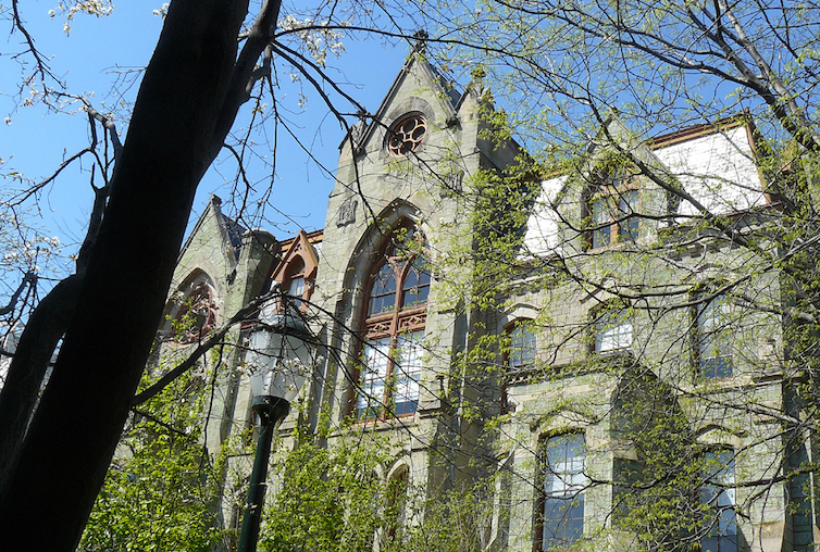 About University of Pennsylvania