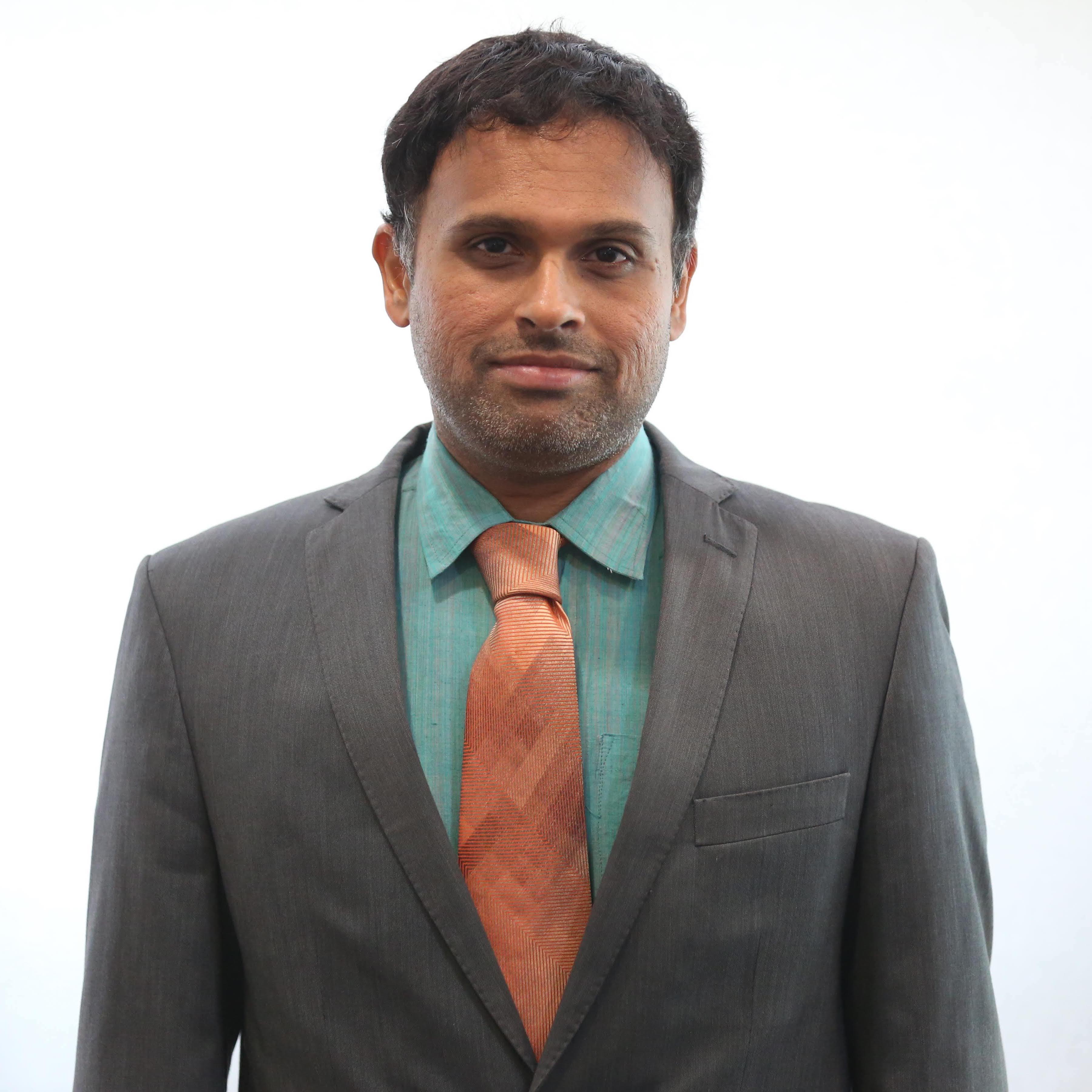 Dr. Sreeram Sundar Chaulia