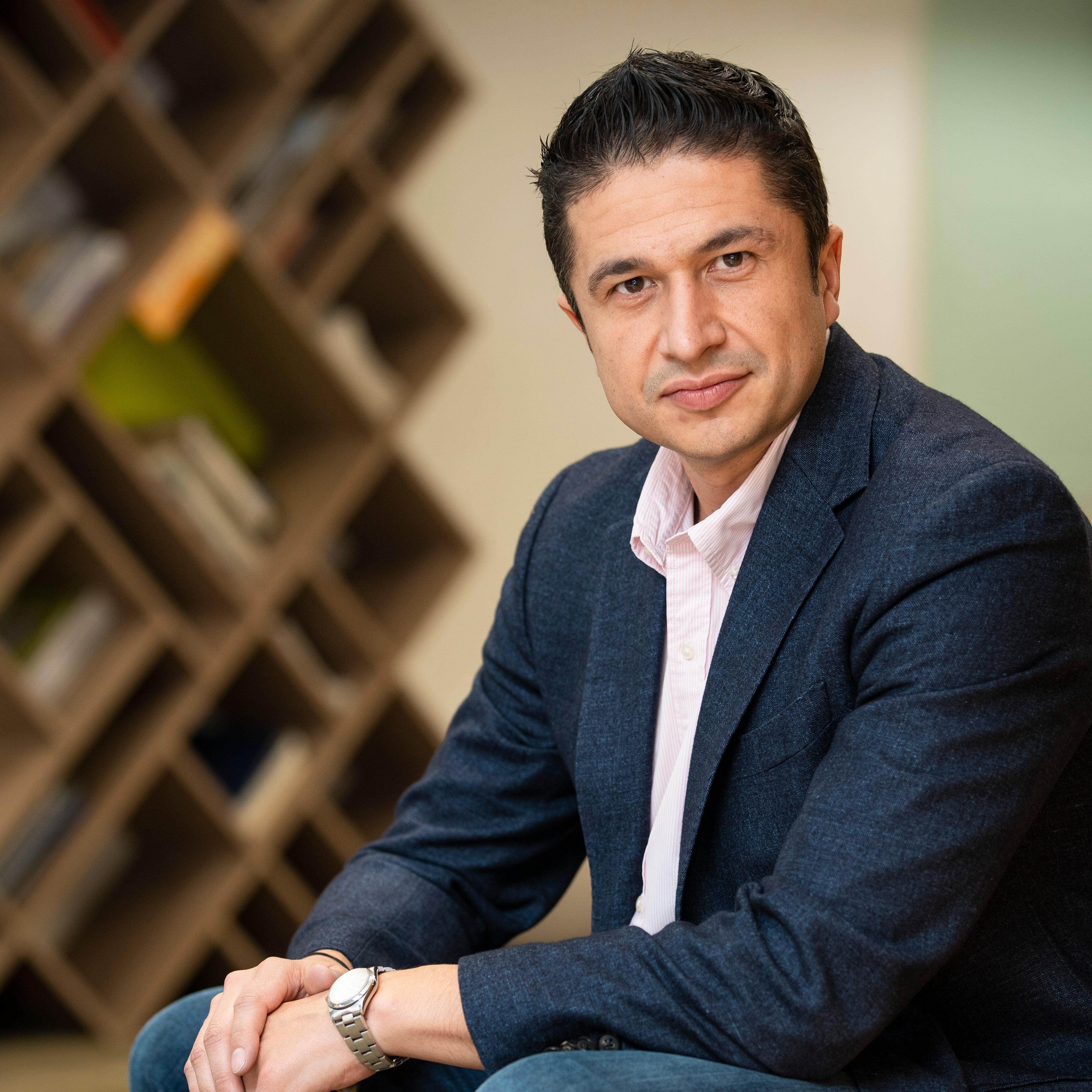 Sergio Cabrales