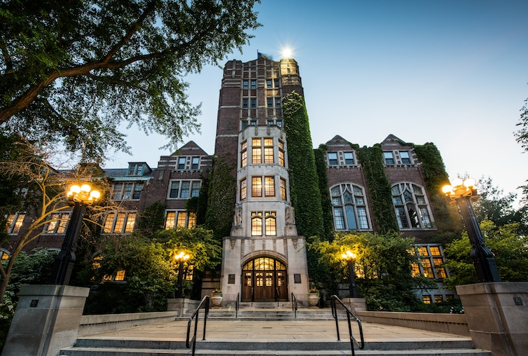 About the University of Michigan