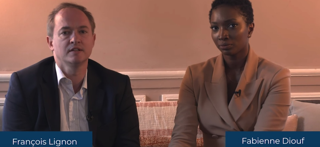 François Lignon and Fabienne Diouf - MSIE students from HEC Paris share their experience
