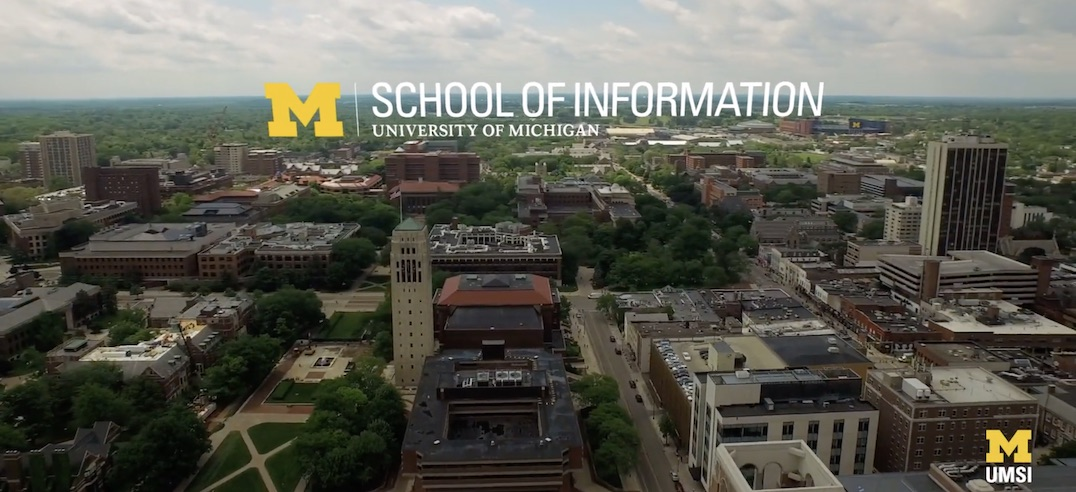 Learn more about Michigan School of Information's Master of Applied Data Science Degree