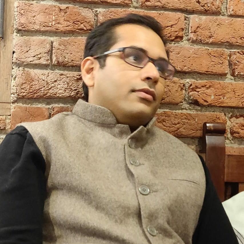 Dr. Raghav Sharma