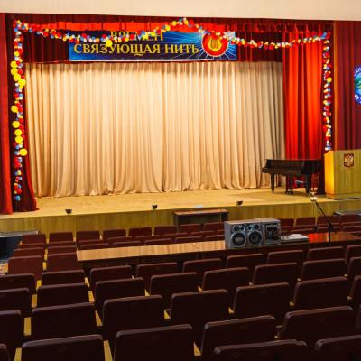 Санаторий Руно Пятигорск - концертный зал