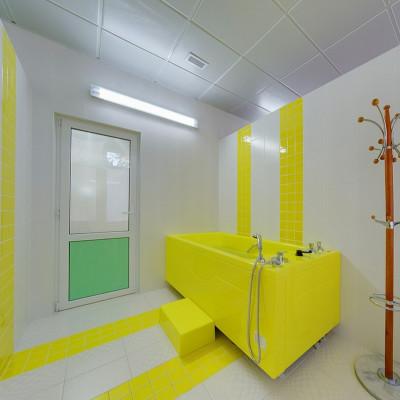 Лечение в санатории им. Павлова водолечение