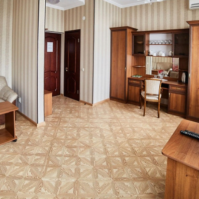 Номер люкс в санатории Руно