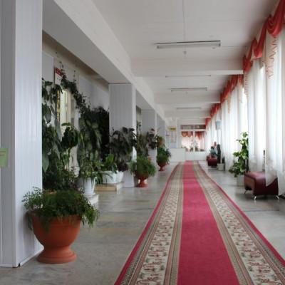 Санаторий Тарханы - интерьер здравницы
