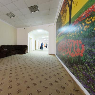Санаторий Кавказ Кисловодск Коридор