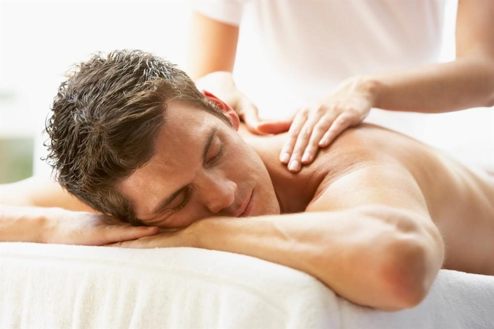 Классический массаж пансионат Скала